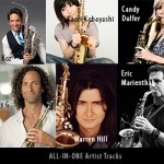 saxophone backing tracks